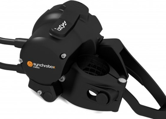 Synchrobox takes the guesswork out of shifting bicycle gears