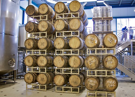 8 Kick-Ass Bourbon Barrel-Aged Beers for Sipping