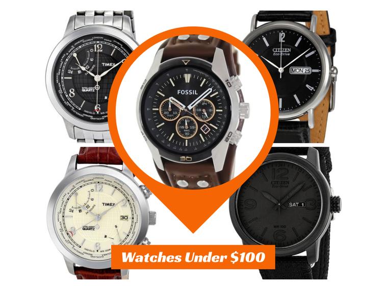 Groomsmen Watches under $100 - The Groomsmen Gift