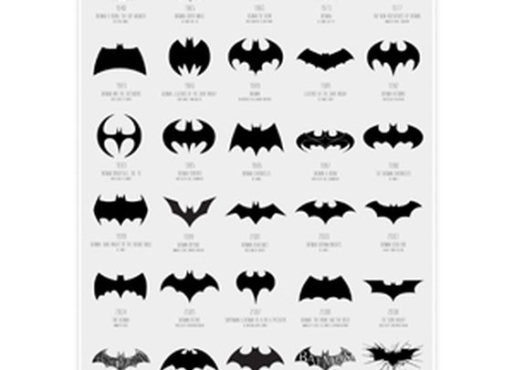 Huckberry | Top Picks: April | Evolution Of Batman Print