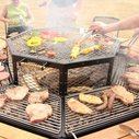 JAG Grill, FirePit, Grill, BBQ, Table, Luxury Grill,