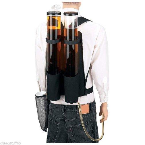 Beverage Dipsenser Backpack - The Groomsmen Gift