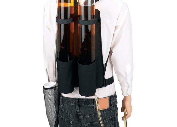 Beverage Dipsenser Backpack - The Groomsmen Gift