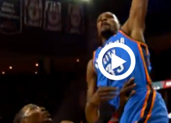 Kevin Durant's Top 10 Plays of 2014