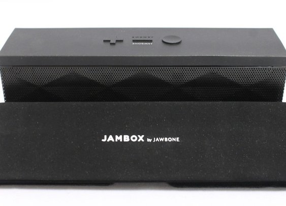 Jawbone JAMBOX Wireless Bluetooth Speaker - The Groomsmen Gifts