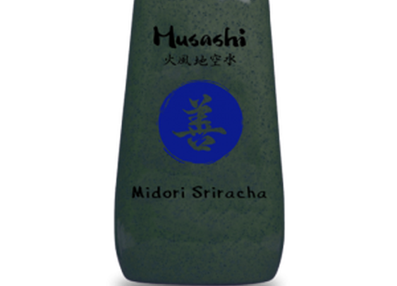 Musashi Foods Inc. Authentic Japanese Spicy Mayo & Green Sriracha