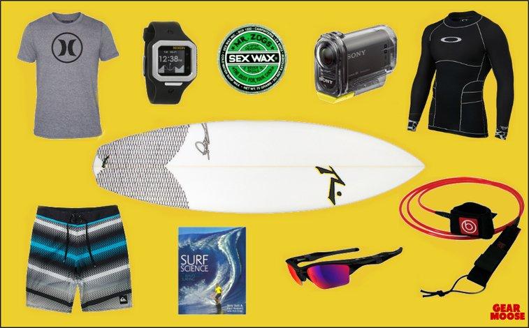Essential Gear: Surfing