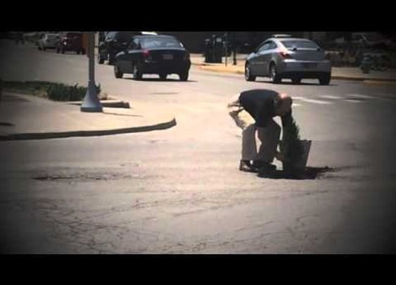 Indy Potholes - YouTube