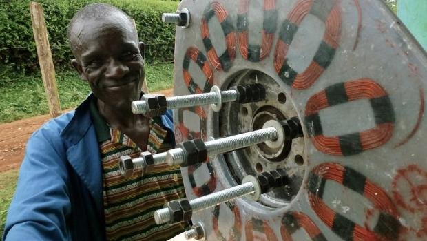 Truly Local Power: African Wind Turbines Built From Scrap | Co.Exist | ideas + impact