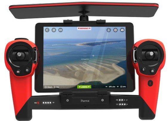 Parrot introduces Bebop Drone and joystick-totin' Skycontroller