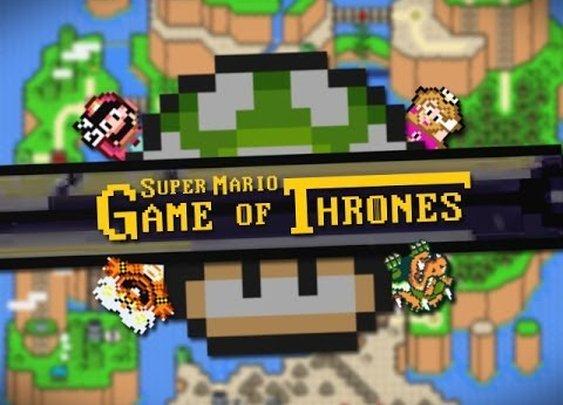 Video Game of Thrones: Super Mario World