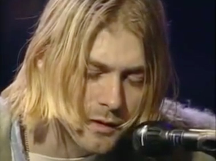 Haunting Rehearsal Sessions For Nirvana's MTV Unplugged Appearance (1993)