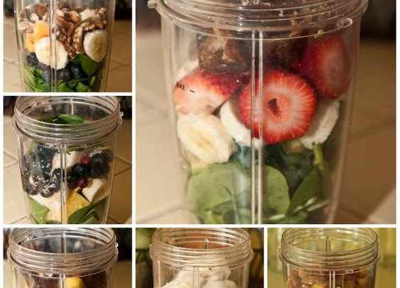 30+ Easy To Make Nutritious Yummy Smoothie Recipes - SHTF Preparedness