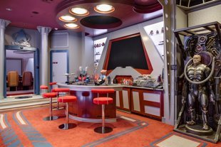$35 million 'Star Trek' mansion goes boldly indeed   Spaces - Yahoo Homes