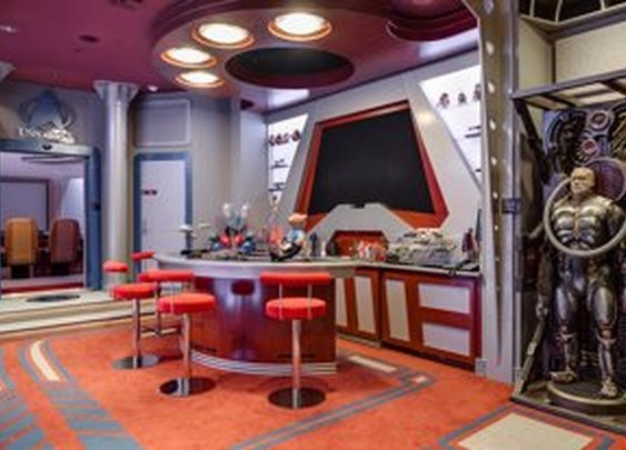 $35 million 'Star Trek' mansion goes boldly indeed | Spaces - Yahoo Homes