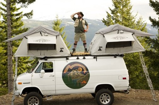 Poler expands the horizon of rooftop camping