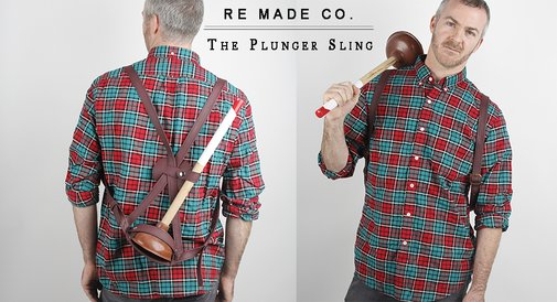 Re Made Company — Artisanal Plungers