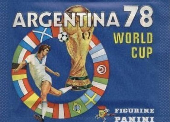 Football World Cup and Panini Stickers