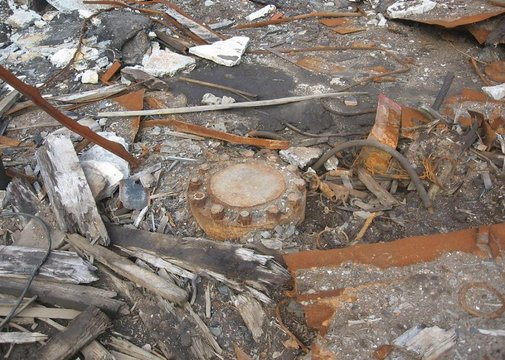 Beneath this Metal Cap is the World's Deepest Hole