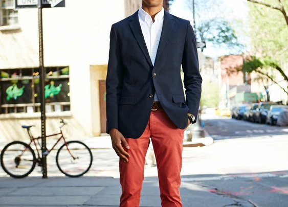 Summer Street Style with Bonobos