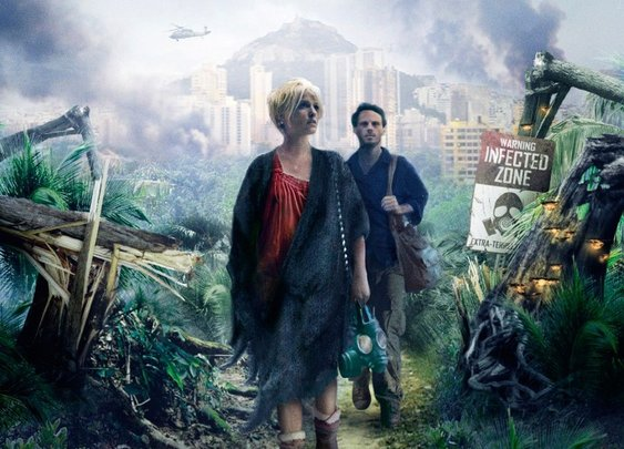 The Friday 5: Greatest Modern Day Kaiju Films : 101 or Less