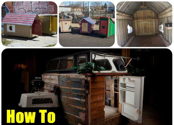 How To Turn Garbage Into A Shelter - SHTF Preparedness