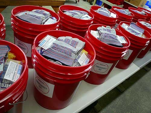 Why You Need To Make Bucket Emergency Kits - SHTF Preparedness