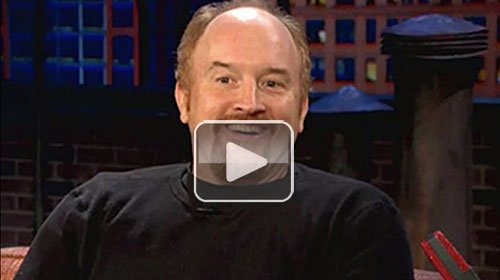 Louis C.K. and his thoughts on Inside the Actor's Studio are ironic to say the least (Video) : theCHIVE
