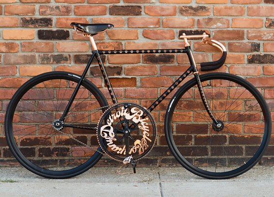 Detroit Bicycle Co. Land Speed Bike - Cycle EXIFCycle EXIF