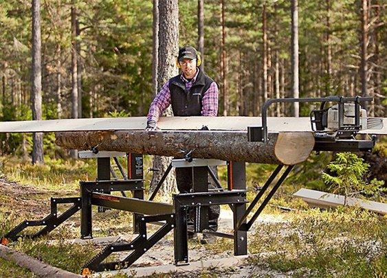 Logosol M8 Portable Sawmill