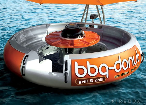 Floating BBQ Grill – Look So Chill