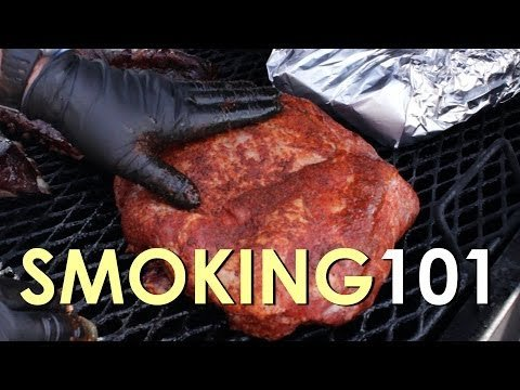 Smoking Meat Week: Smoking 101 [VIDEO] | The Art of Manliness