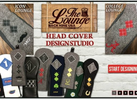 The Lounge Custom Head Covers Golf Deal by More Golf Today Golf Deals