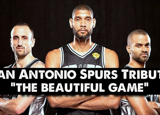Hope for the NBA: The Beautiful Game