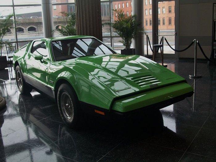 Bricklin, the Safety Sports Car