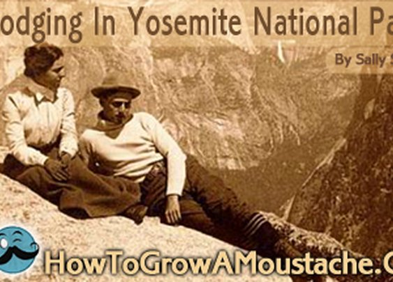 Lodging In Yosemite National Park | How to Grow a Moustache