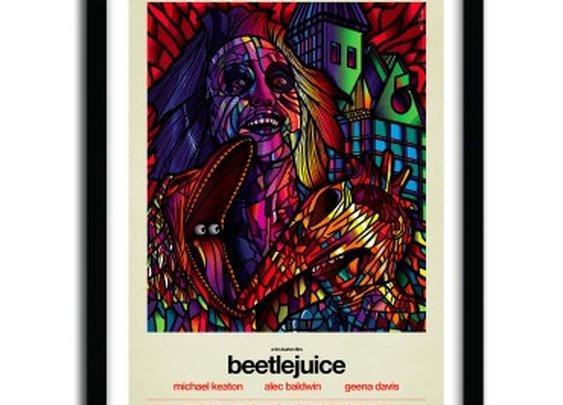 BEETLEJUICE by VAN ORTON - artandtoys.com