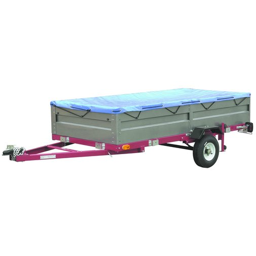 HF trailer - cover tarp idea