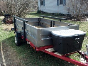 Hacking a Harbor Freight Trailer Kit