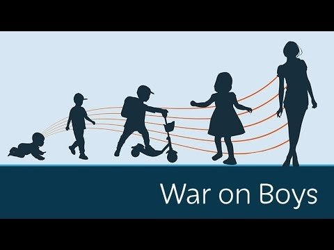 War on Boys - YouTube