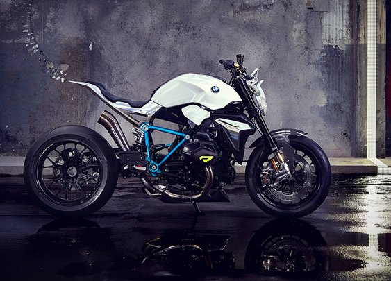 BMW Concept Roadster Motorcycle | Uncrate