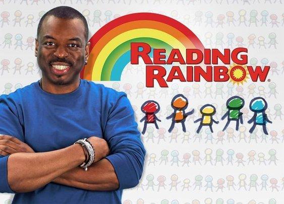 Bring Reading Rainbow Back for Every Child, Everywhere. by LeVar Burton & Reading Rainbow — Kickstarter