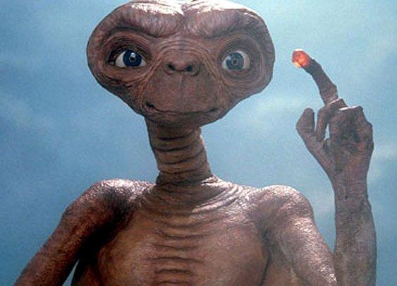 Rick Baker Reveals Original E.T. Designs on Twitter