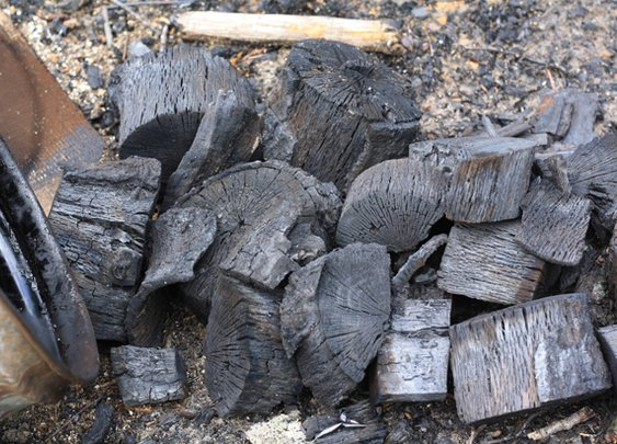 How to Make Charcoal | Made + Remade