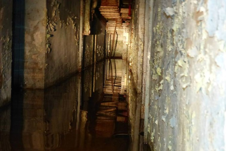 Abandoned Bunker in Germany