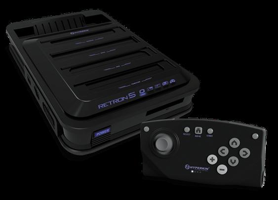 RetroN 5 - retro gaming