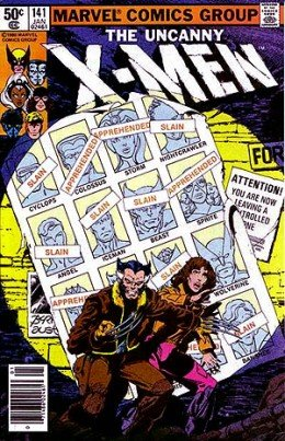 The Comic Books that Inspired the X-Men Movies
