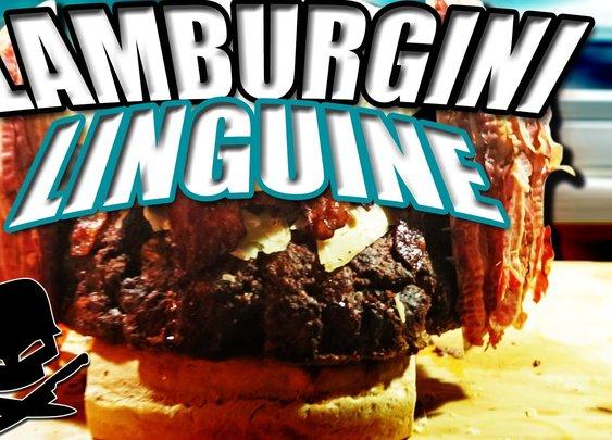 Lamburgini Linguine - Epic Meal Time - YouTube