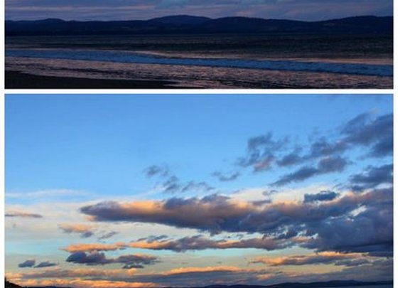 Series of Spectacular sunsets in hobart Photo by jeniffer homes -- National Geographic Your Shot