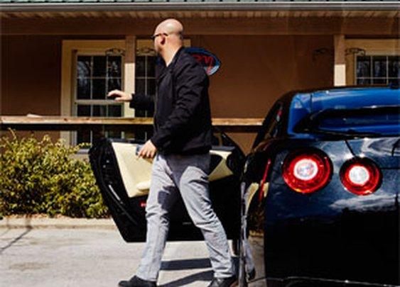Taming the 2015 Nissan GT-R - Popular Mechanics